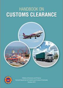 Handbook on Customs Clearance EN
